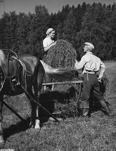 History Of Finland, Down On The Farm, Old Movies, Movie Stars, Retro Vintage, Nostalgia, Memories, Actors, Times