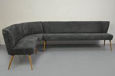 70er Jahre Möbel Eckbank Seventy