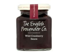 The English Provender Co Wild Cranberry Sauce - Kitchen Goddess