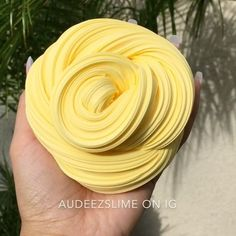 Fluffy Floam Slime Scented Stress Relief Toy Ideal For Arts Crafts And School Projects No Borax Kids Toy Sludge Toy Soft Le Slime, Slimy Slime, Diy Crafts Slime, Slime Craft, Slime Swirl, Yellow Slime, Instagram Slime, Gum Flavors, Pretty Slime