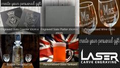 Laser Carve Personalised Royal present / gift for someone special in armed forces and retiring from service Visit:    http://www.lasercarve.co.uk/