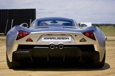 Marussia by nick_francis, via Flickr