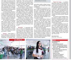 Dedicação e empatia fazem diferença no Poupatempo Itaquera. Reportagem do Diário Oficial de SP.