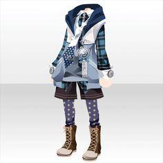 ハンドメイド オータム|@games -アットゲームズ- Anime Outfits, Dope Outfits, Pretty Outfits, Manga Clothes, Drawing Clothes, Cocoppa Play, Fashion Art, Fashion Design, Other Outfits