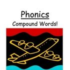 """Phonics Center Game """"Compound Words!"""" ~Pinned By www.FernSmithsClassroomIdeas.com classroom idea, games, fern smith, compound words, center game, smith phonic, word work, phonics, phonic center"""