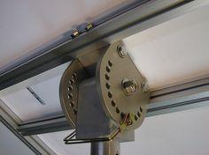 Rotating & tilting solar panel mount