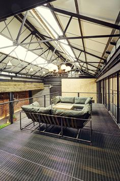 SHOOTFACTORY: other UK houses / Compound, BirminghamB3 | Loft, Living space.