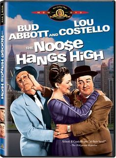Abbott and Costello in Noose Hangs High