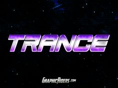 GRAPHICRIDERS   Free photoshop style – Trance (free psd file)
