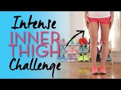 Intense Inner Thigh Challenge Part Of Me Died I Swear 😜😂 Pilates Abs, Pilates Workout, Hiit, Toning Workouts, Butt Workout, Thigh Challenge, Plank Challenge, Body Challenge, Kick Boxing