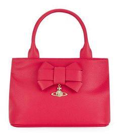 Vivienne Westwood Small Bow Tote Bag #handbag #viviennewestwood #women #designer #covetme