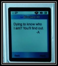 texts from a pll | PLL makes me a Happy Little Girl!