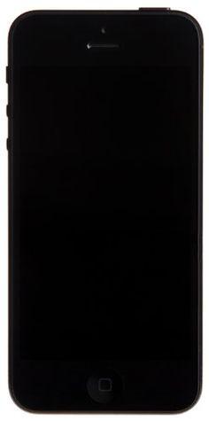Apple iPhone 5 32GB (Black) - Unlocked