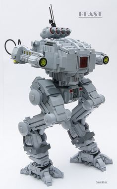 Da Brickpimp iz bringing you da latest an' greatest builder models an' LEGO® news from all ova da internet and shiz. Plastic brick creations, by adults, for adults. Cool Lego, Awesome Lego, At Rt, Mega Blocks, Lego Army, Lego Robot, Lego Mechs, Army Men, Everything Is Awesome