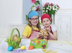 Süße Osterhasen I © GUSTO / Ulrike Köb I www.gusto.at Kid Recipes, Easter Bunny, Easter Activities