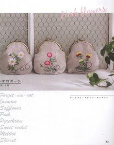 Japanese embroidery book embroidery di amazingpatternbooks su Etsy