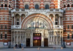 London Westminster Cathedral Westminster Cathedral, Historic Architecture, Amazing Pictures, London City, British Isles, Cathedrals, Barcelona Cathedral, Places To Travel, Trips