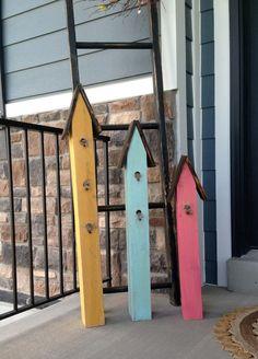 Chapman Place: Birdhouse tutorial