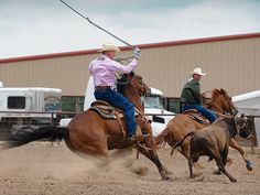 This week's roping tip from Spin to Win Rodeo