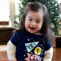 The National Down Syndrome Society shares photos of people with Down syndrome to show how each person is unique. Down Syndrome Baby, Down Syndrome People, My Family, Beautiful People, Baby Faces, Angels, Creative, Sweet, Girls