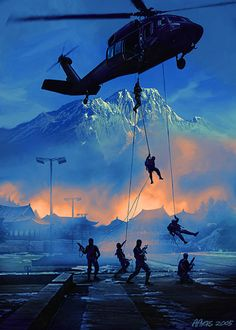 America & Military Love: Nightstalkers, badest of the bad Military Special Forces, Military Love, Military Art, Military Soldier, Military Helicopter, Military Aircraft, Indian Army Wallpapers, Military Drawings, Special Ops