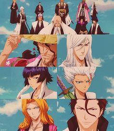 Gotei 13 Capitains and Lieutenents Rukia Bleach, Bleach Anime, Bleach Characters, Fictional Characters, Rangiku Matsumoto, Anime Japan, Game Art, Manga Anime, Avatar