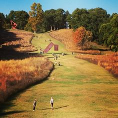 Discover one of our favorite autumn getaways at the Storm King Art Center. A unique open air museum bathed in green and orange-ish hues - the perfect country-style escape for October. Link to article: www.mysecretny.com