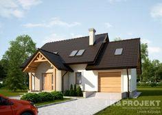 Projekty domów LK Projekt LK&839 zdjęcie wiodące