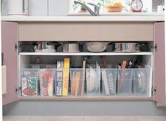 Más de 40 fantásticas opciones para organizar tu cocina | Decoración