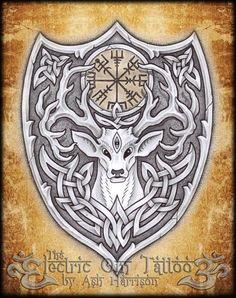 Nordic glyph