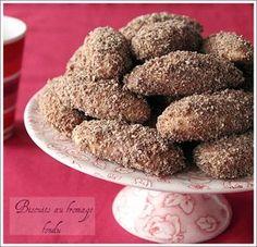 Délices d'Orient: Biscuits au fromage fondu