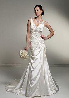 http://www.discount-dress. com/v-neck-silk-like-satin-sleeveless-fit-n-flare-lace-up-wedding-dress-g19234