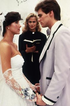 ONCE BITTEN, Karen Kopins, Lauren Hutton, Jim Carrey, 1985 | Essential Film Stars, Jim Carrey http://gay-themed-films.com/film-stars-jim-carrey/