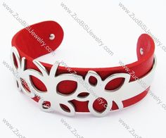 "Easy way to make your angry lover HAPPY by gifting a special gift ""Leather Bangles""."