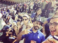 THINK BLUE: Chavez Ravine Shenanigans!  ( @hhnfanboy) #LA #Dodgers #dodgerbaseball #dodgerweekend #mlb #baseball #thinkblue #amazing #beautiful #followme #instagood #instadaily #love #like4like #photooftheday #recent4recent #tagsforlikes @0ld.soul @hhnfanboy @osgk @dmcfly_ by a_pirates_life_for_me_