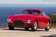 Ferrari 212 MM Vignale Berlinetta (s/n 0070M - 2013 Pebble Beach Concours d'Elegance)