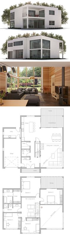 Jag vill kunna betala en arkitekt som ritar vårt drömhus exakt så som vi och…