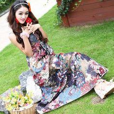 Vestido boho / boho dress 2wh204