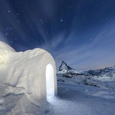 ice rose igloo suite in zermatt igloo dorf zermatt switzerland pinterest. Black Bedroom Furniture Sets. Home Design Ideas
