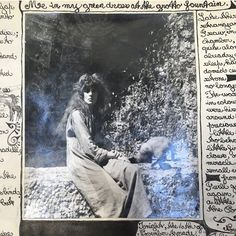 Vali Myers Witch of Positano: Photo Florence Welch, Positano, Muse Art, Art Plastique, Art Tutorials, Fountain, Images, Painting, Instagram