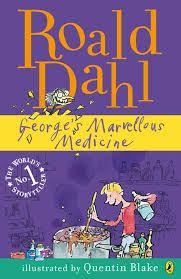 George's Marvelous Medicine | Piktochart Infographic Editor