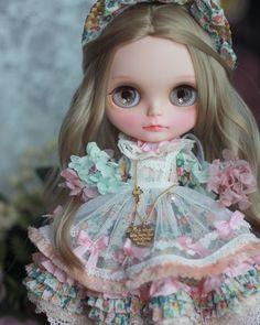 png by Zaib Ali Ooak Dolls, Blythe Dolls, Barbie Dolls, Art Dolls, Gothic Dolls, Poppy Parker, American Girl Clothes, Little Doll, Custom Dolls