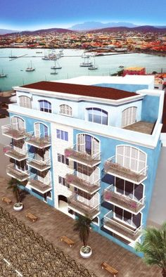 Mindelo, Sao Vicente, Cape Verde Islands Apartment For Sale - Residence Margherita - IREL is the World Wide Leader in Cape Verde Islands Real Estate
