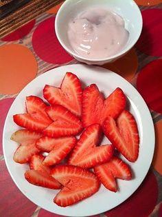valentine strawberries (and more valentine's day ideas).