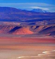 Salar de Arizaro. Argentina
