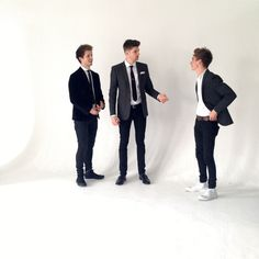 New York Magazine // Marcus Butler // Joe Sugg // Jim Chapman