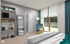 Dom jednorodzinny w Jaworznie 2. - Sypialnia, styl rustykalny - zdjęcie od PR Architects PALA&RODEK - homebook