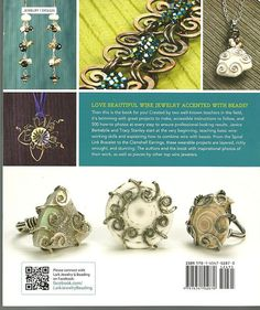 Book Making Wire & Bead Jewlery sale sale sale by Beadwright