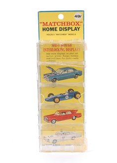Matchbox home display