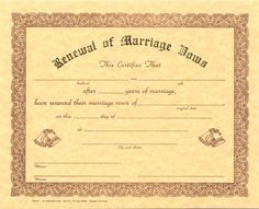 Image Detail for - ... giving thought to having a marriage vow renewal ceremony for you and
